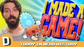 I Made a Video Game - WAYNESAW!