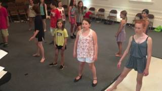 Curtain Music - Into the Woods Jr (Kids) Drama GEEK Studios