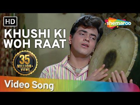 Xxx Mp4 Khushi Ki Woh Raat Aa Gayee HD Dharti Kahe Pukar Ke Songs Jeetendra Nanda Sanjeev Kumar 3gp Sex