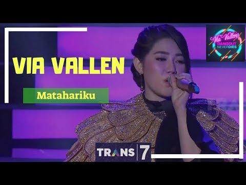 MATAHARIKU - VIA VALLEN   'VIA VALLEN' DANGDUT NEVER DIES (010518)
