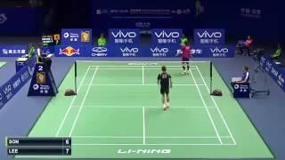 Badminton:Lee chong Wei unique Training