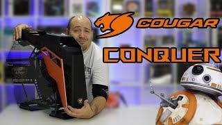 COUGAR CONQUER - Una caja muy especial
