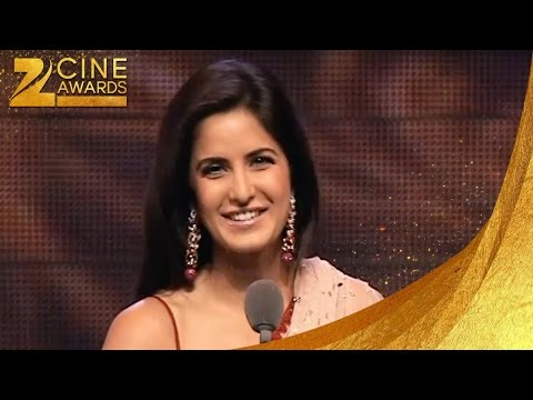 Zee Cine Awards 2008 Best Indian Star of the Year Katrina Kaif