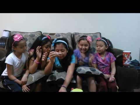 Primer vídeo ♥ Retos - LAS FHON