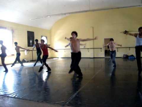 ballet nacional de cuba ENSAYO samsara