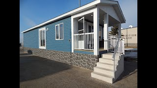 Cottager Series Mobile Home - 16 x 50 ft.