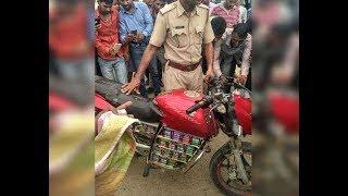 इंजन की जगह बाइक में दिखा कुछ ऐसा की जिससे मचा हड़कंप !! ALL INDIA NEWS