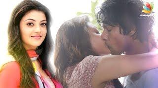 Kajal Aggarwal's Lip-Lock Scene removed by Censor Board | Hot Cinema News