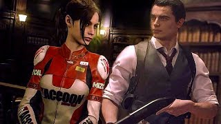 Resident Evil 2 Remake - All Costumes Outfits DLC Gameplay Trailer