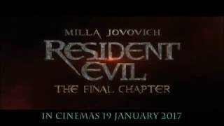 Resident Evil: The Final Chapter - Life 30s