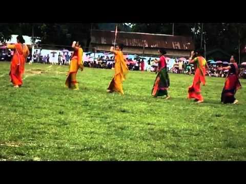 Chakma Dance in Diyun, Arunachal