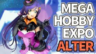 アルターブース in メガホビEXPO2017春【MEGA HOBBY EXPO 2017 Spring ラブライブ! デレマス FGO】