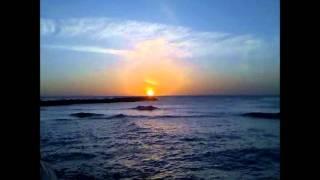 Famous Sunrise of Kanyakumari : by Sudhakar Adeeb