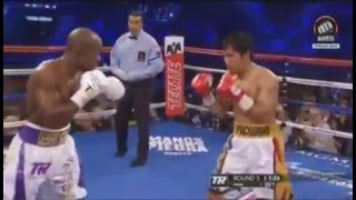 Pacquiao Vs. Bradley 3 Full Fight Replay