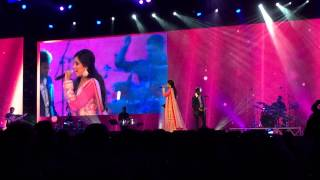 Shreya Ghosal - Singapore 2014 - Raabta