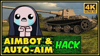 Aimbot & Cheating in World of Tanks #2 - 4K Video
