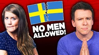 Why People Are FREAKING OUT About Men Being Banned From Sweden's New Music Festival...