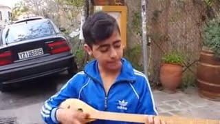 small greek singer ( Гръцка балада )