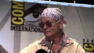 Comic-Con 2015 - Open Road - Rock the Kasbah Panel 1 of 3