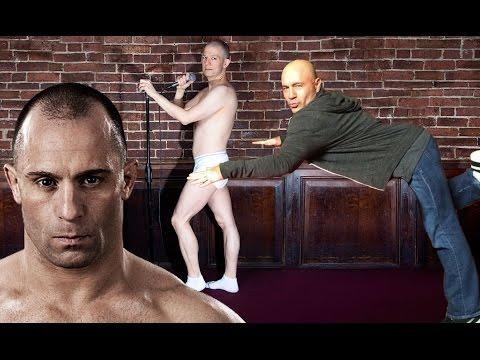 Joe Rogan exposes Matt Serra's co-host Jim Norton as a sexual deviant