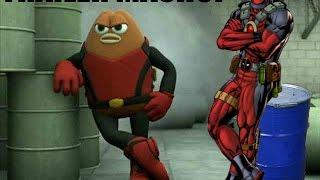 Killer Bean Forever (Deadpool Style)