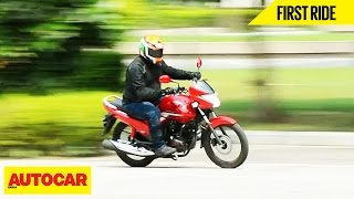 Hero Achiever 150   First Ride   Autocar India