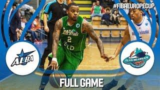 Alba Fehérvár (HUN) v Pau-Lacq-Orthez (FRA) - Full Game - FIBA Europe Cup 2016/17