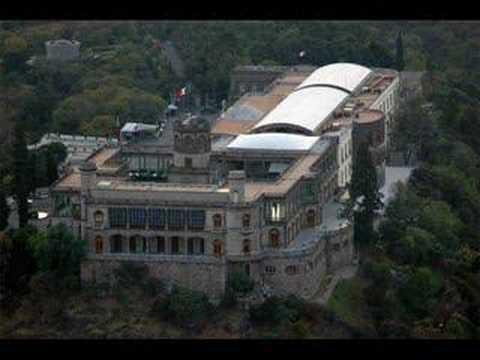 Capsula Cultural Castillo Chapultepec