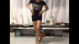 Andrea Brillantes Dance #2