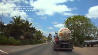 VIAGEM DE CARRO NORDESTE/SP( BR-101, CIDADE DE GANDU BAHIA SENTIDO IBIRAPITANGA BAHIA)16 PARTE !!