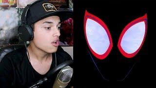 REACCIONO🔥 a ANUEL AA Y x NICKI MINAJ x BANTU 😱FAMILIA!! (SPIDER- MAN)💥 - Themaxready