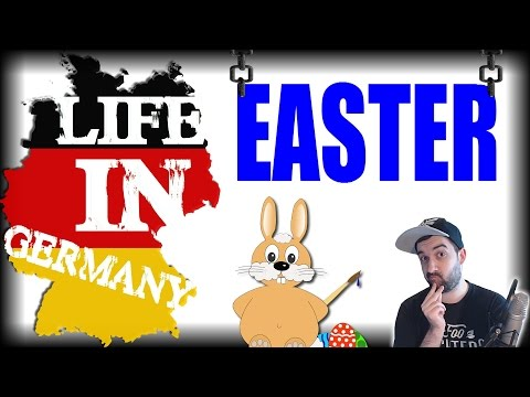 watch LIFE & CULTURE IN GERMANY #2 | Celebrating Easter - Ostern & German Family Traditions! | VlogDave