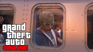 Grand Theft Auto Online | THE BEST GTA ONLINE PLAYER EVER! (PS3 HD Gameplay)