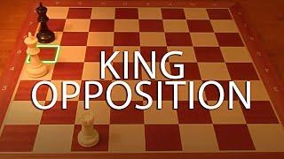Chess Endgame Fundamentals: Opposition Exercise