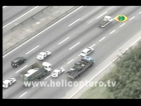 Perseguição AO VIVO em São Paulo Cmte Hamilton e Datena Band