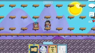 Growtopia| Defeat H.R Geiger Crime