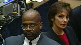 Chris Darden's Daughter Addresses Dad's Rumored Affair with Marcia Clark