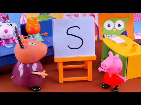 Xxx Mp4 🐷 Peppa Pig And The Small Accident In Preschool 🐷 Story For Kids In English 3gp Sex