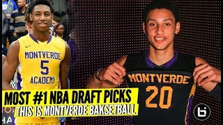 The School w/ The Most #1 NBA Draft Picks In The Last 10 Years... This is Montverde Basketball