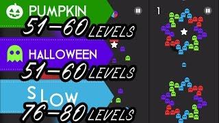 Color Switch Pumpkin Halloween Slow Update