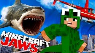 JAWS CITY TSUNAMI - SHARKS TAKE OVER THE CITY!
