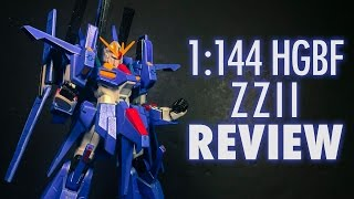 1/144 HGBF ZZII (Gundam Build Fighters TRY) | REVIEW