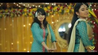 Most Exclusive Deshi Gaye Holud Dance 2017
