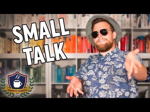 Xxx Mp4 SMALL TALK Bez Tajemnic Jak Zagadać Do Każdego I Spokojnie Poznawać Ludzi 3gp Sex