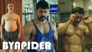 Aamir Khan Body Picture 2017 || Bodybuilding Workout Images !!!