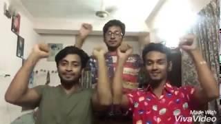 Bangla Most Funny dance Churi porechi ami hatere | Mimicry dance