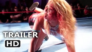 HEEL KICK! Official Teaser Trailer (2017) Wrestling Movie HD [Exclusive]
