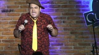 Matheus Ceará -  Trabalhando no SBT - Stand-up Comedy