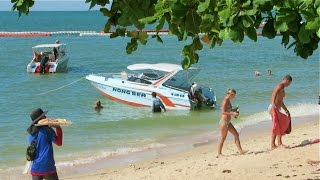 Pattaya Beach & Mezzo Coffee Shop - Vlog 114