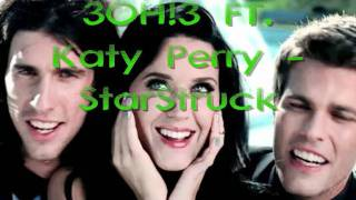 3OH!3 FT. Katy Perry - StarStruck (Fast)